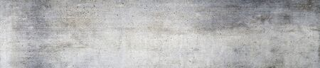 Panorama of an old gray concrete wall as a background in extreme high resolution