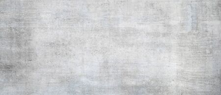 Texture of old grungy gray concrete wall as an abstract background or wallpaper Standard-Bild