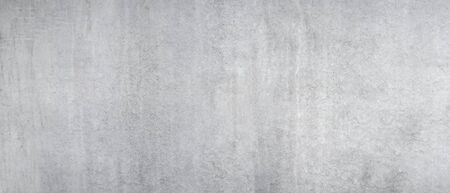 Texture of smooth gray concrete wall for background