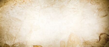 Texture of an old crumpled sheet of paper as a background