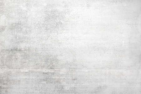 White concrete wall as background
