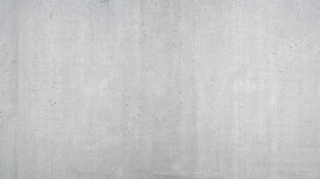 Texture of a gray concrete or cement wall as a background Standard-Bild