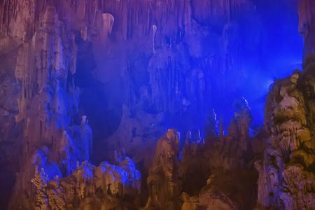 Zhijing Cave Stock Photo