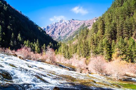 expanse: Sichuan, Jiuzhaigou, China