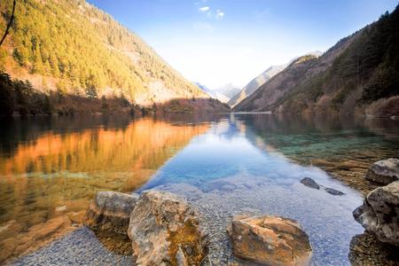 generosa: Sichuan, Jiuzhaigou, China