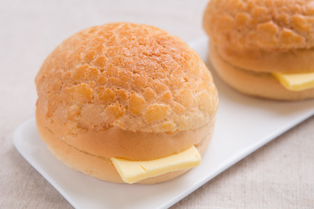 Pineapple butter Bun