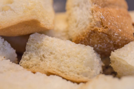 biscotte: Rusk Bread Banque d'images
