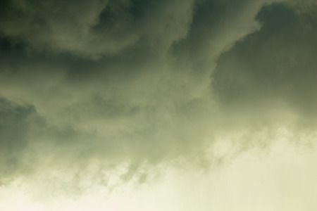 storm background: Background of storm clouds. Stock Photo