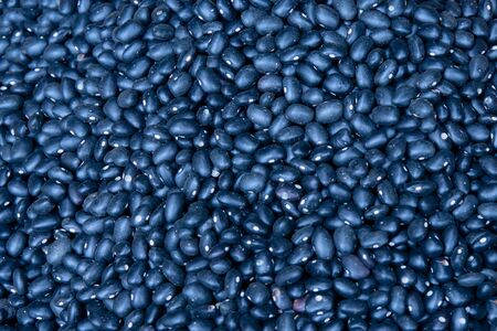 Black beans or pea nut or peanut for background or backdrop.