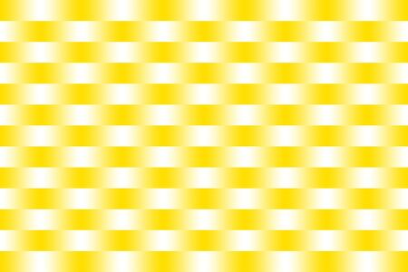 Seamless gold or golden yellow stripe line gradient shadow texture tiled for background textured.