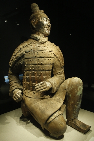 中国秦の兵馬俑