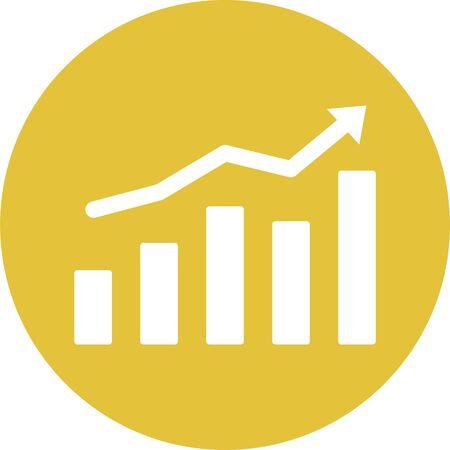 Rising graph