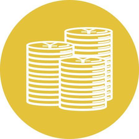 Coin image icon
