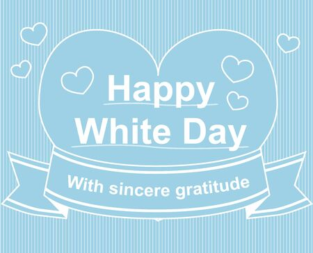 White Day Image Heart