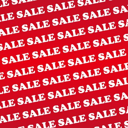 Red SALE background image