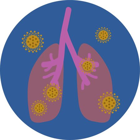 Pneumonia Image Icon