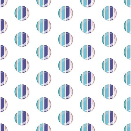 Accessory Charm Background Pattern (Circle)