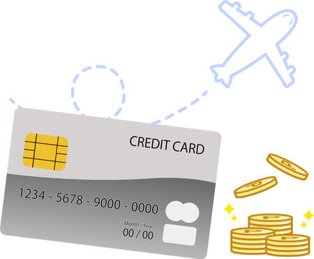 Image of earning miles points