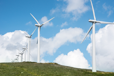 onshore: windmill-powered plant on Hilltop
