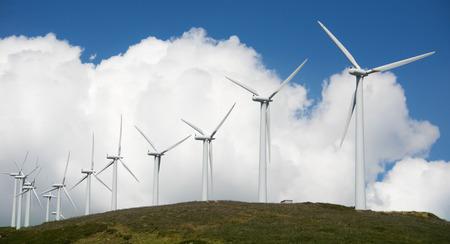 windpower: windmill powered plant