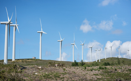 wind power plant: wind power plant in Europe