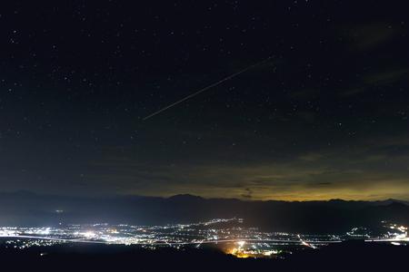 Starry sky 写真素材 - 112277473