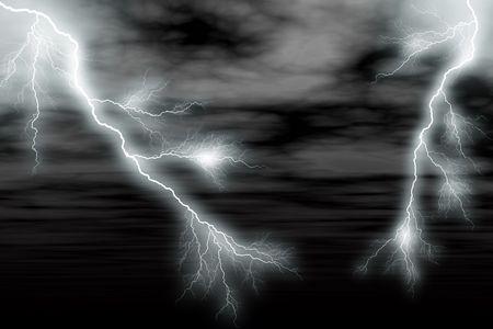 apprehensive: dark storm and bolt