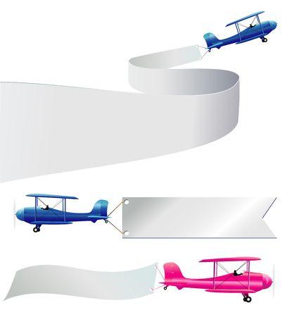 Air message - illustration! Stock Illustration - 395152