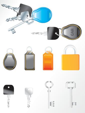 Keys - vector! package