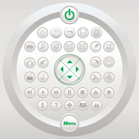 Design elements - set icons - vector!