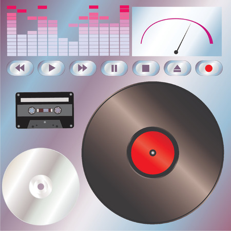 Music tools - Vector! Vector