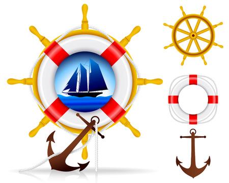 Nautical Elements - VECTOR Vector