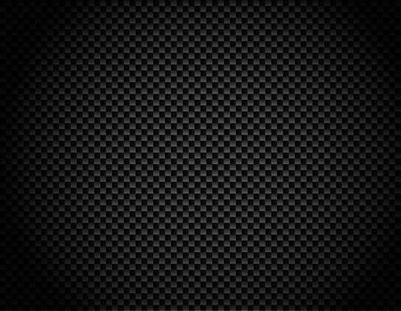 fibra de carbono: Fondo de fibra de carbono de vector. Eps10! Vectores