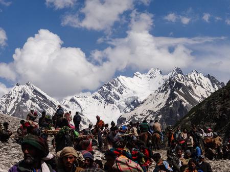 pilgrimage: Amarnath pilgrimage