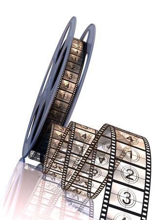 Premiere countdown! High Resolution 3d rendering