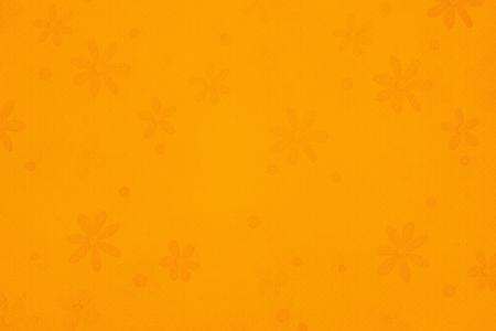 orange vintage flower background photo