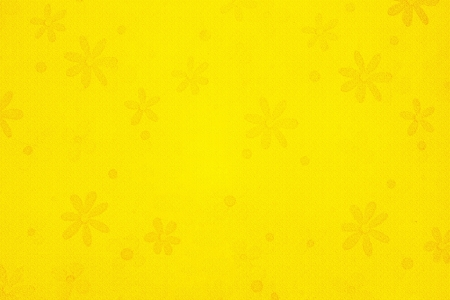 neon yellow flower background