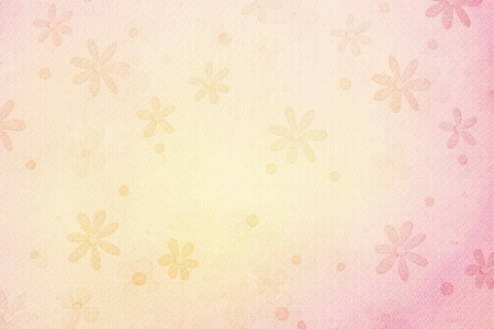 grand pink vintage flower background Stock Photo