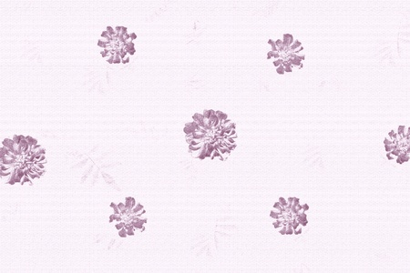 purple vintage flower photo