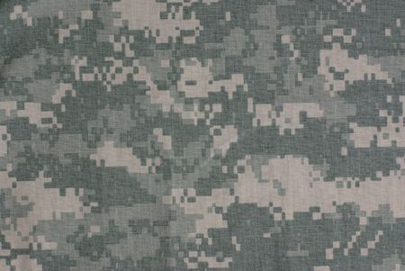 deceptive: camouflage, army combat uniform