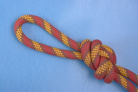 Colourful knot photo
