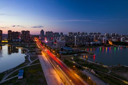 night scenery: city night Scenery