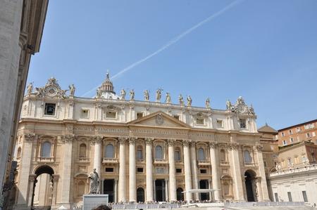 vatican: Vatican Saint Peters Basilica