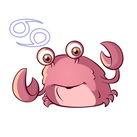 cancer crab: sign of the zodiac cancer