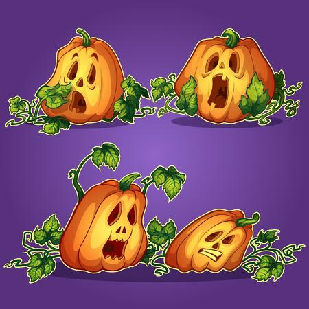 panicked: Panicked pumpkin