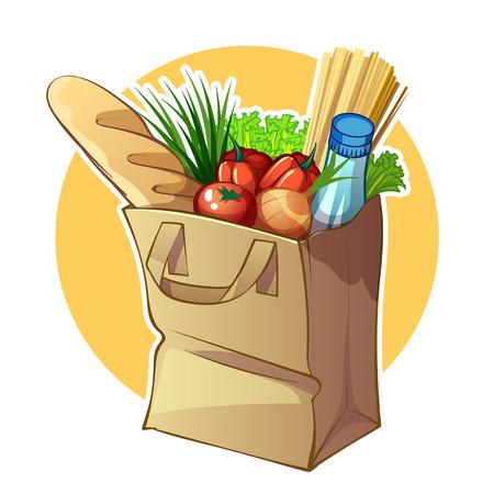 食品用紙袋