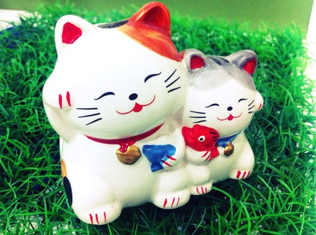 lucky charm: Japan lucky charm