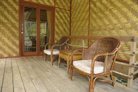 Bamboo House Stock Photos And Images 123rf