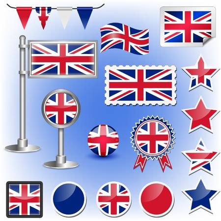 british culture: bandera brit�nica