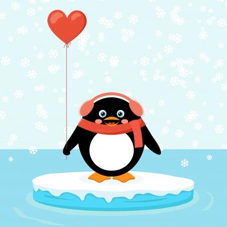 floe: penguin on ice floe